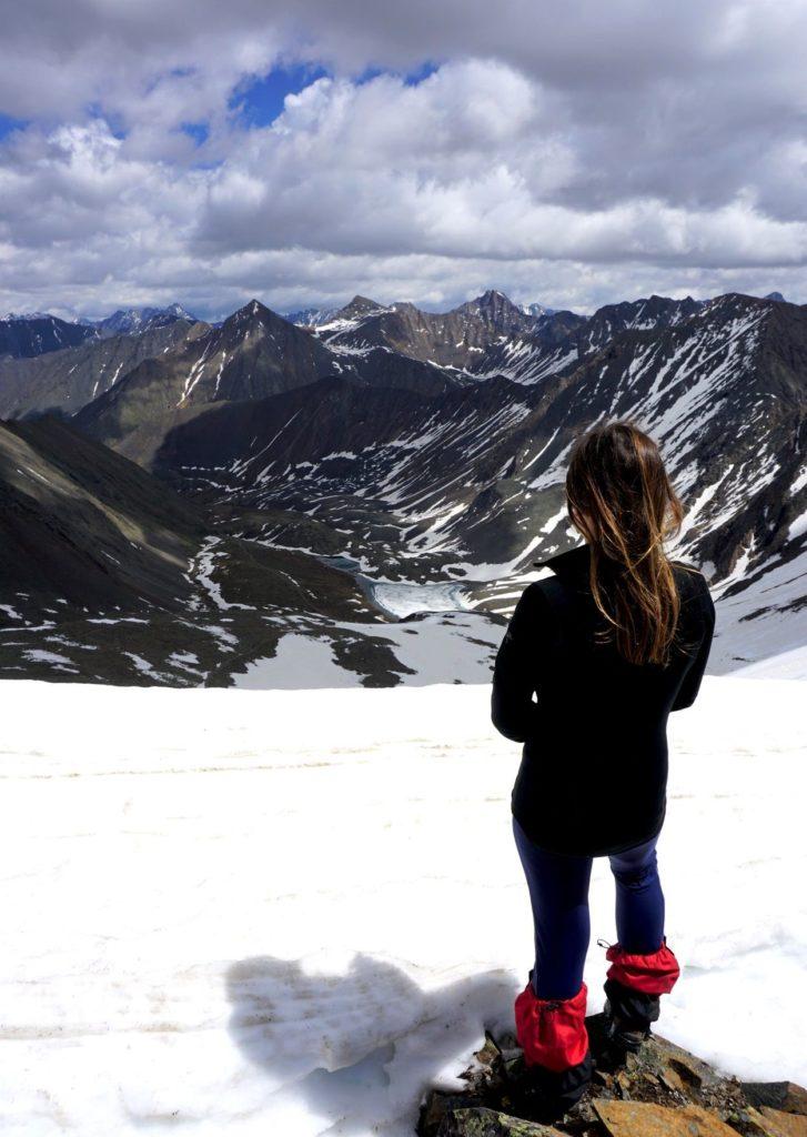 Shumak Trail, Siberia