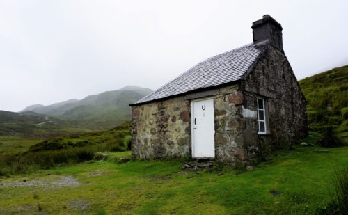 Bothies: a trade-free shelter!