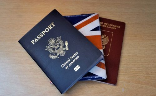 How to (or not to) get a passport overseas