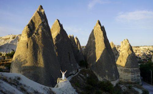Trekking in Turkey